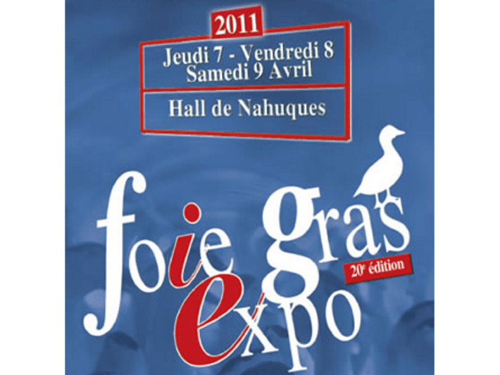 Salon Foie Gras Expo 2011 à Mont de Marsan