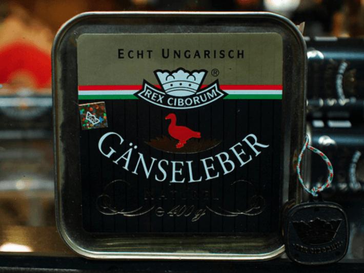 """Le foie gras """"pas cher"""" vient de Hongrie"""