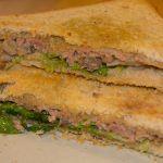 Croque-monsieur de foie gras (recette)