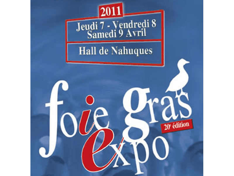 Salon foie gras Expo 2011
