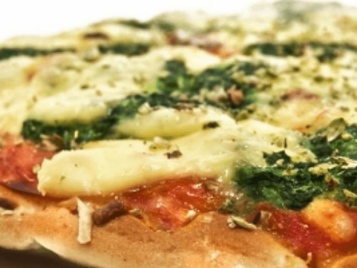 Le champion du monde de pizza : avec du foie gras