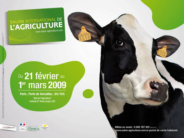 Salon international de l'Agriculture 2009