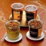 Innovation : crumble de foie gras aux pommes
